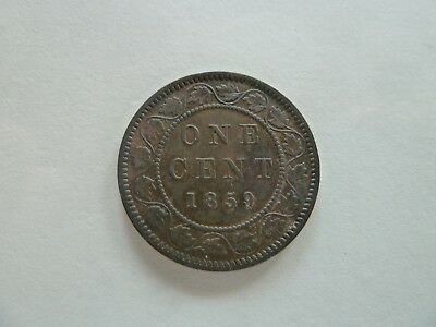 1859 Canadian Penny