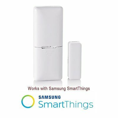 Visonic MCT-340 E Wireless Door / Window Sensor - Zigbee (SmartThings: Yes)