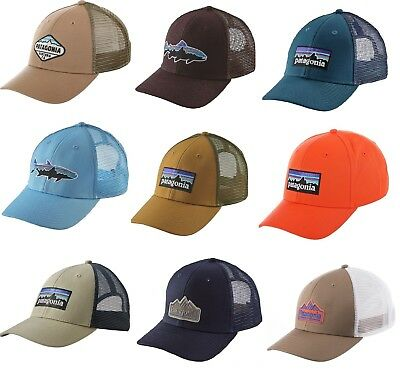 PATAGONIA Trucker Hat - Organic Canvas - One Size