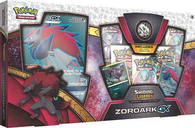 Zoroark GX Special Collection Box, Pokémon: Shining Legends TCG [PRE-ORDER]