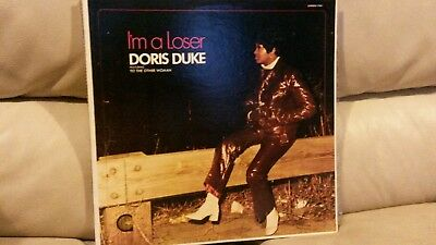 Doris Duke - I'm a Loser RARE USA ORIGINAL CANYON RECORDS LP