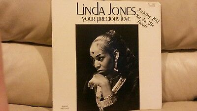 Linda Jones - Your Precious Love USA ORIGINAL LP TURBO RECORDS TU-7007