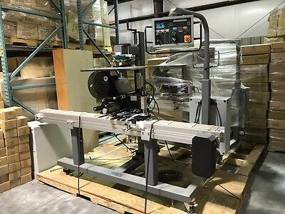 Southern California Packaging Equipment ST1100 Label Applicator
