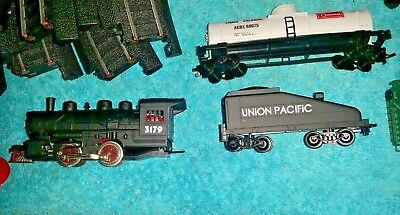 Life-Like Iron Horse Ready to Run Train Set #4338996 HO Scale-Used Train Lot
