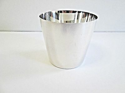 Tiffany & Co. Sterling Silver Beaker Cup