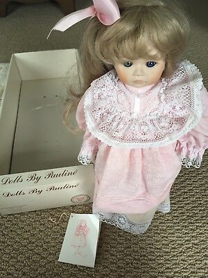 Dolls by Pauline Caitlin (910021) Limited Edition