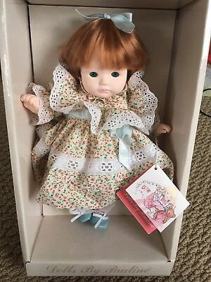 Dolls by Pauline Partytime Red 911033