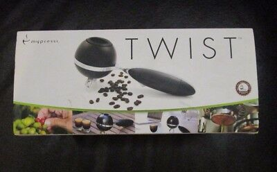 Mypressi TWIST Coffee And Espresso Maker - Black