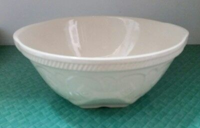 Vintage Retro Large Mixing Bowl -With Gripstand - MADE IN ROMANIA