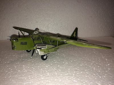 Former Museum Model: France Potez 540 Airplane: French WWII Twin-Engine Bomber