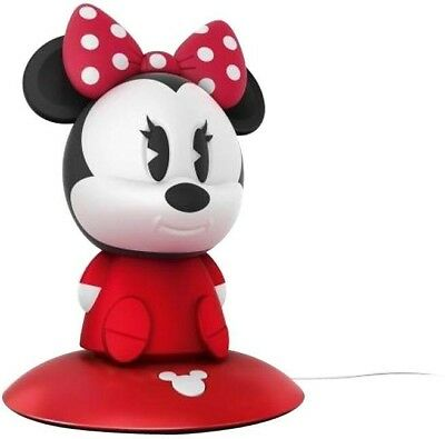 Disney SoftPals Minnie Mouse Portable LED Night Light Decorative Lamp 2 Pack