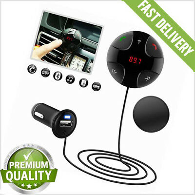 Car Kit Adapter Hands-Free Wireless Calling Streaming Dongle, Bluetooth Transmit