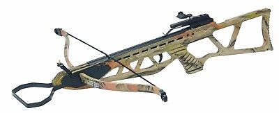 Camo Youth Target Crossbow MK120A1C New