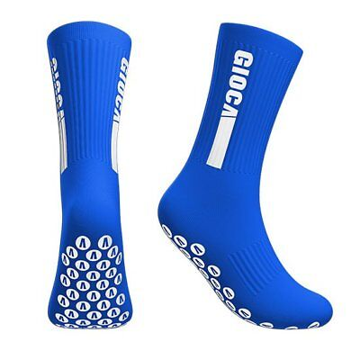 GIOCA Grip Socks - Large - Royal - Worn by Professionals