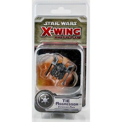 TIE Aggressor Star Wars X-Wing Miniatures Expansion Pack