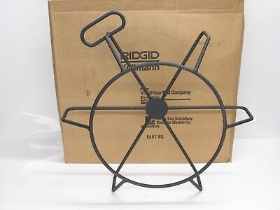 """NEW! RIDGID A-10 CABLE CARRIER, HOLDS 45' x 7/8"""" CABLE, 59210"""
