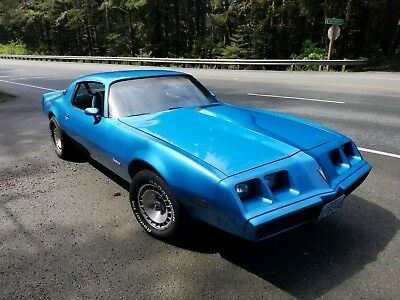 1980 Pontiac Firebird  1980 formula turbo firebird