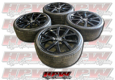 "Genuine WIDEPACK forged billet 19"" 19 inch Wheels & tyres suits VE SS SSV SV6"