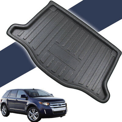 Fit For 14-16 Honda Fit Jazz Hatch Rear Trunk Floor Mat Boot Liner Cargo Tray