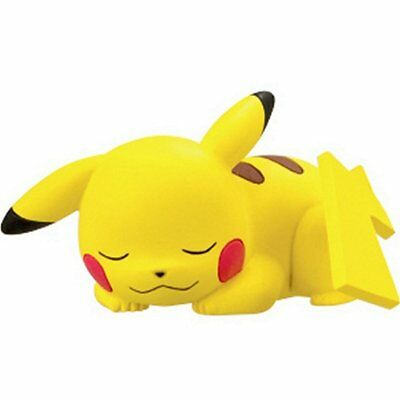 Pokemon Desktop PVC Good Night Friends Figure Sleeping Series ~ Pikachu @81336