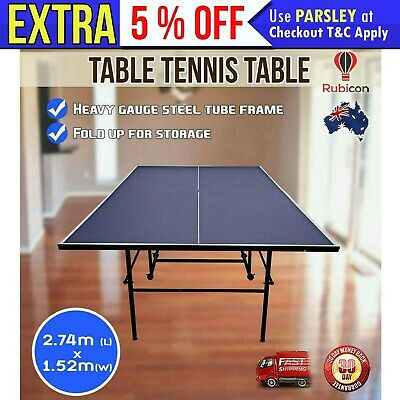 Brand New Ittf Approved Pro Size Table Tennis Ping Pong Table