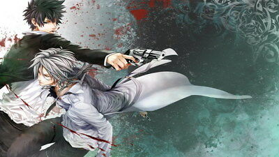 "098 PSYCHO PASS - Kougami Shinya Police Season 2 Fight Anime 42""x24"" Poster"