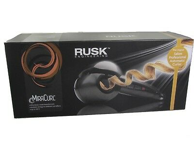 Rusk Miracurl Curler Multi-Setting Professional Hair Curl Chamber
