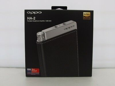 OPPO HA-2 Headphone Amplifier with Box, USB, manual Good condition F/Shipping