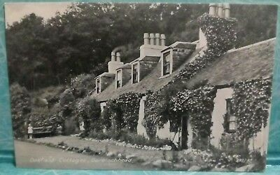 Oakfield Cottages, Garelochhead postcard