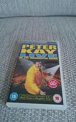 Peter Kay: Live At The Manchester Arena -*- Psp -*- Umd -*-