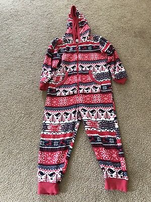 Girls Christmas All In One Age 3-4