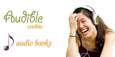 6 Audible .com credit for your account