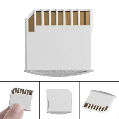 1PC Portable Micro TF To SD Card Memory Card Adapter Converter For MacBook Air