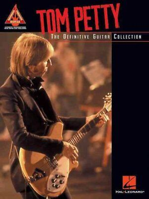 Tom Petty The Definitive Guitar Collection 9780634031601 (Paperback, 2003)