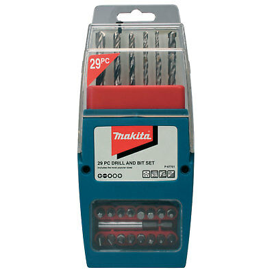 Makita P-67701 29 Piece Drill & Driver Screwdriver Bit Set
