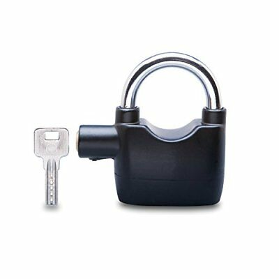 Defender Padlock Alarm - High Quality, Dual Function Lock & Siren for Sheds &