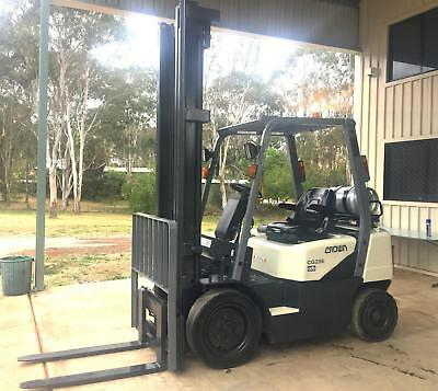 Crown  Forklift Cg25E-3 2.5T