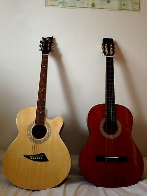 Two Guitar For Sell Collect In York YO30