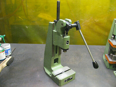 Schmidt Toggle Press Model NR11-112-88 2600 LBS.