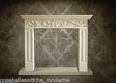 Fireplace Style Empire Stone Leccese CLASSIC HOME IN DESIGN
