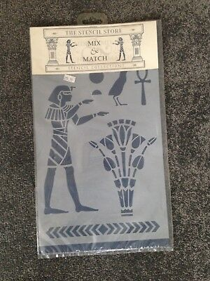 The Stencil Store Mix and Match Egyptian