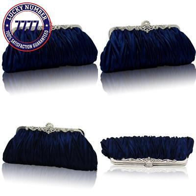 Kingluck Silk Cocktail Evening Handbags/ Clutches In Gorgeous Silk More Colors A