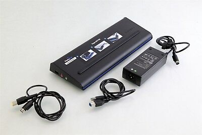 Targus ACP71EU USB 3.0 Superspeed Dual Video Docking Station