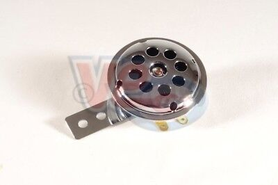 Lambretta LI SX TV GP Chrome 12 Volt DC Horn