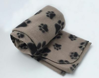 Tan Soft Pet Fleece/Blanket for Dog, Cat!