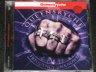 Queensryche Freqency Unknown Special Cd Monster Edition Bonus Tracks Collector