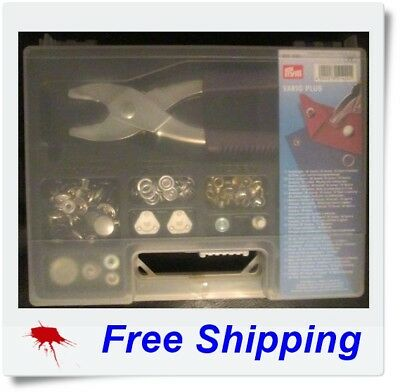 Prym Vario Zange Riveting Plier Jeans Button Fasteners 651420 Press Tool Snaps