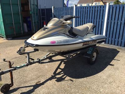 SeaDoo Bombardier GTX Limited Edition Jetski / LOW HOURS / GREAT CONDITION