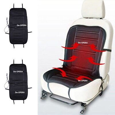 New Universal 12V Car Heating Seat Cushion Cover Heater Warm Pad Seat