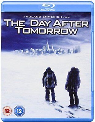 The Day After Tomorrow [Blu-ray] [DVD][Region 2]